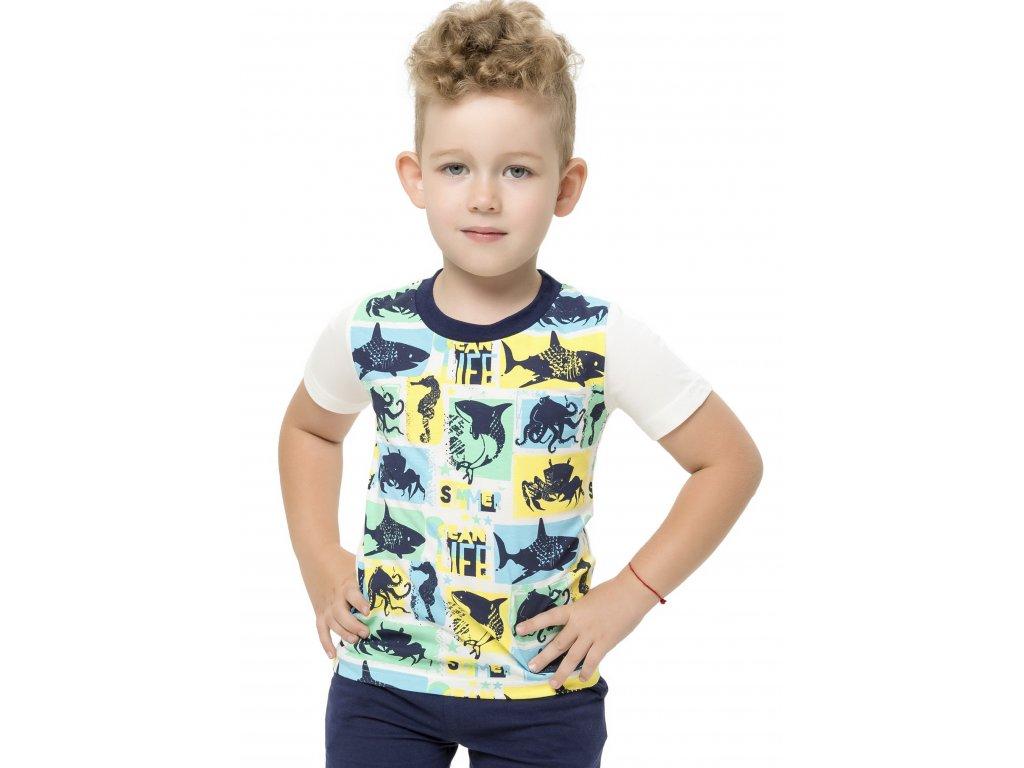 Chlapecké pyžamo Winkiki - WKB 91169, vel.98-122