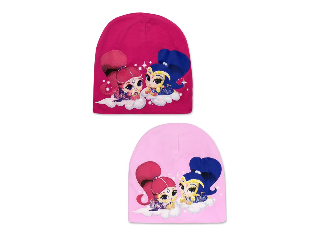 Dívčí čepice