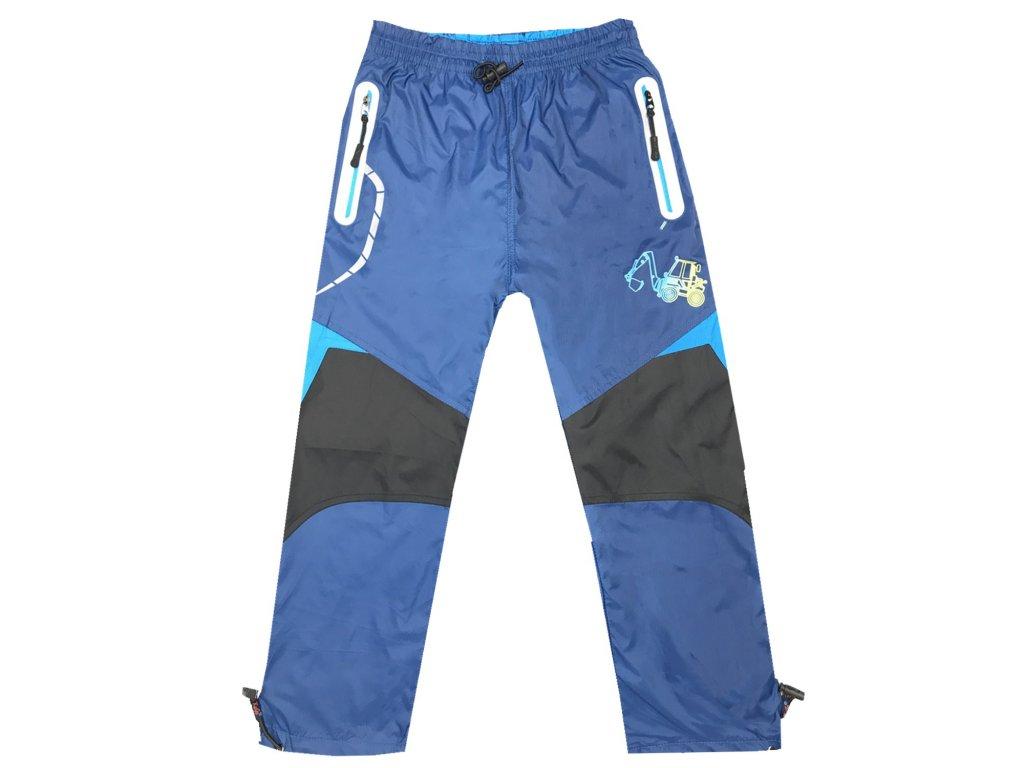 Chlapecké šusťákové kalhoty