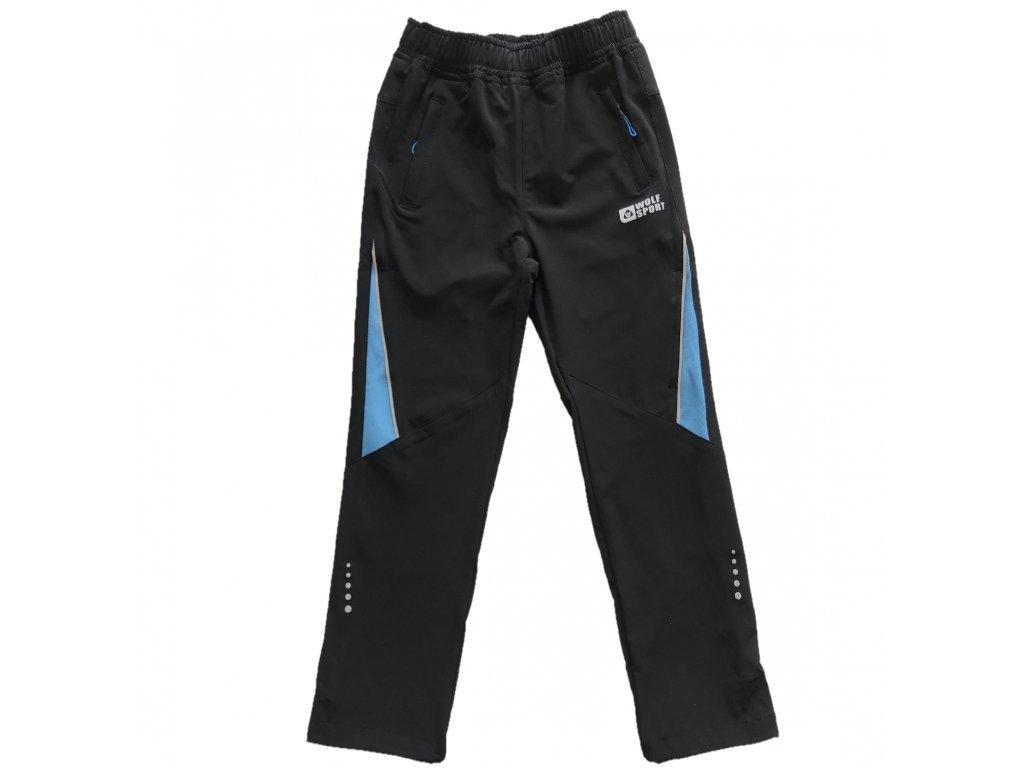 Chlapecké softshellové kalhoty - Wolf B2086, vel.116-146