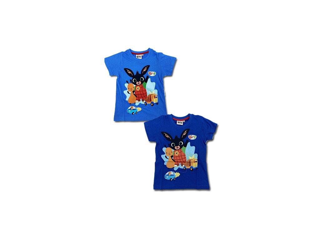 Chlapecké triko - Králíček Bing 962-623, tyrkysová
