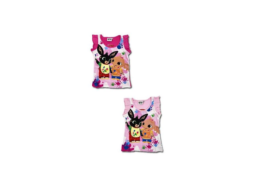 Dívčí tílko - SETINO Králíček Bing 980-311, vel. 92-116