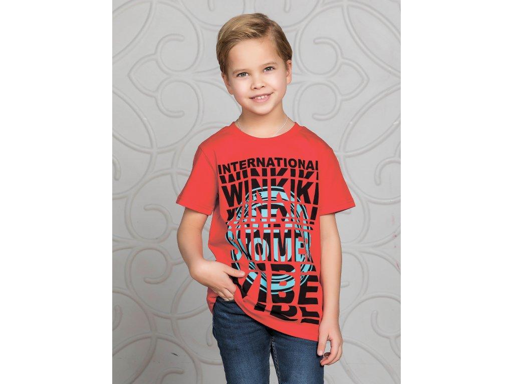 Chlapecké triko Winkiki