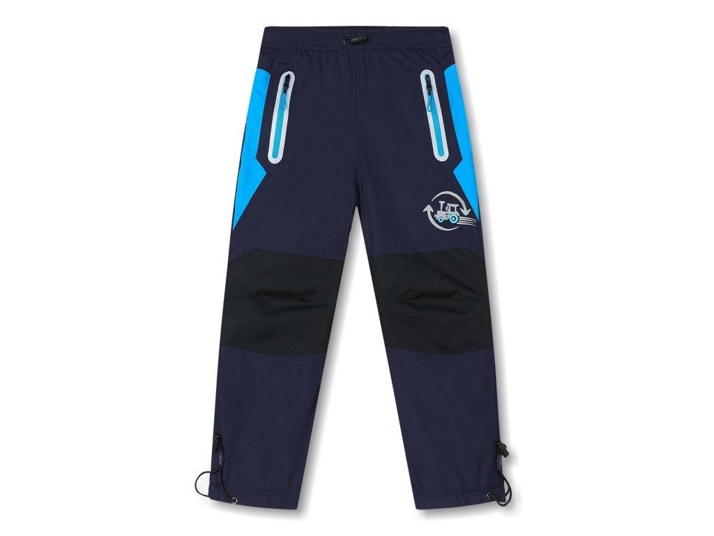 Chlapecké šusťákové kalhoty, zateplené