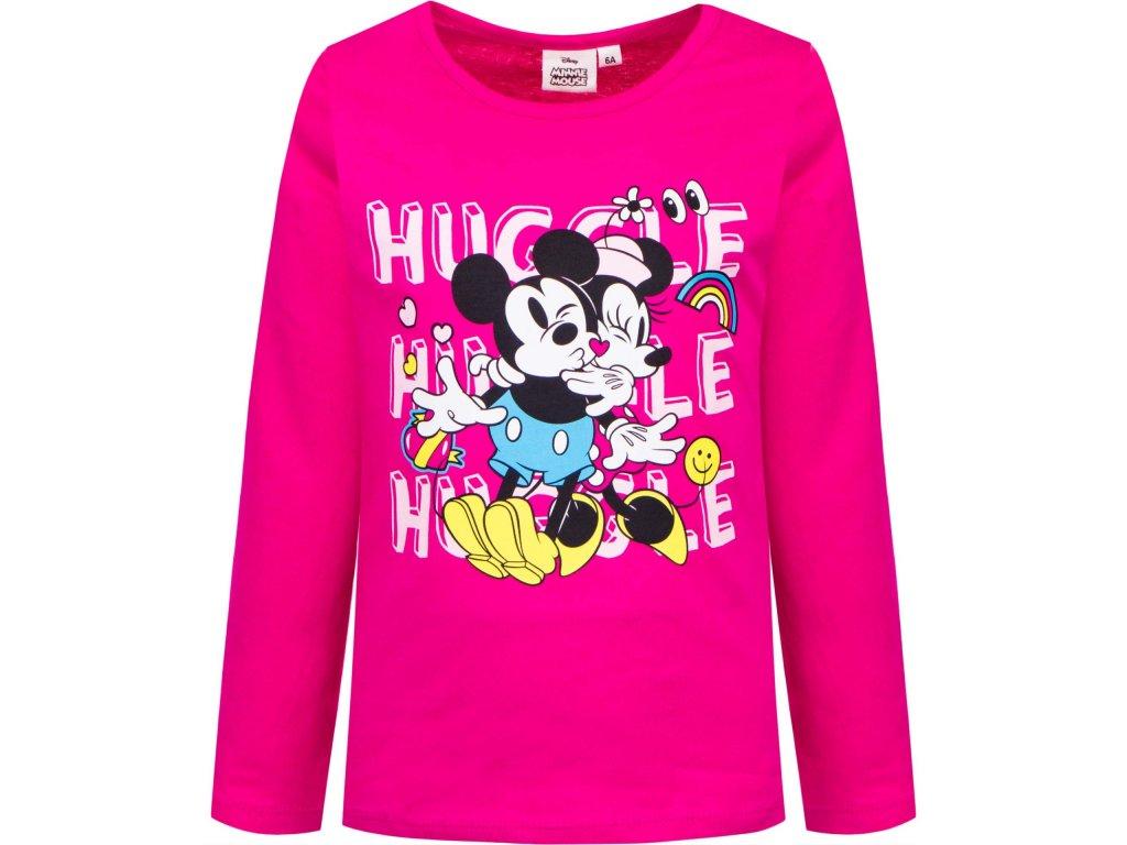 Dívčí triko - Minnie Mouse TH1106, růžová
