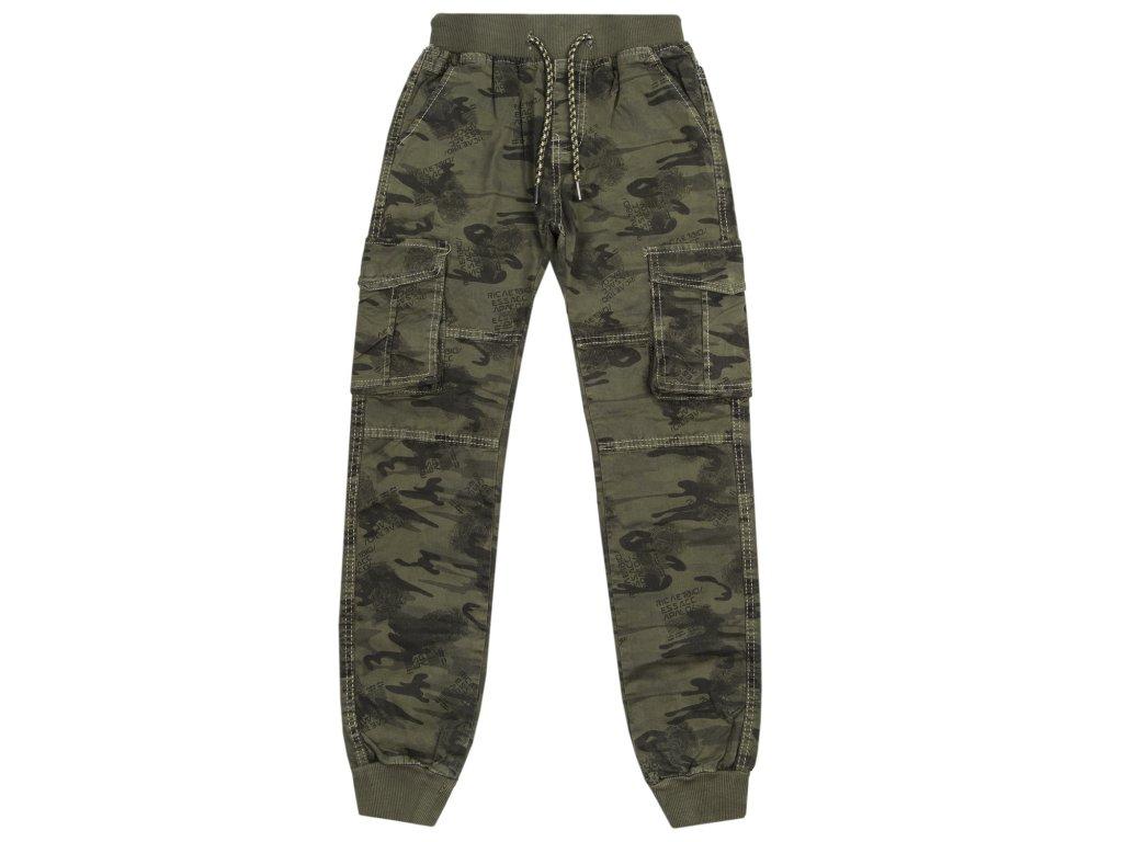 kalhoty maskacove B86720