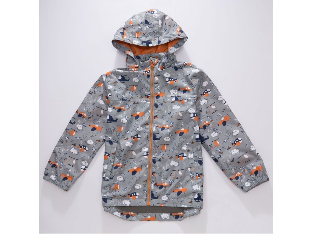 Chlapecká šusťáková bunda