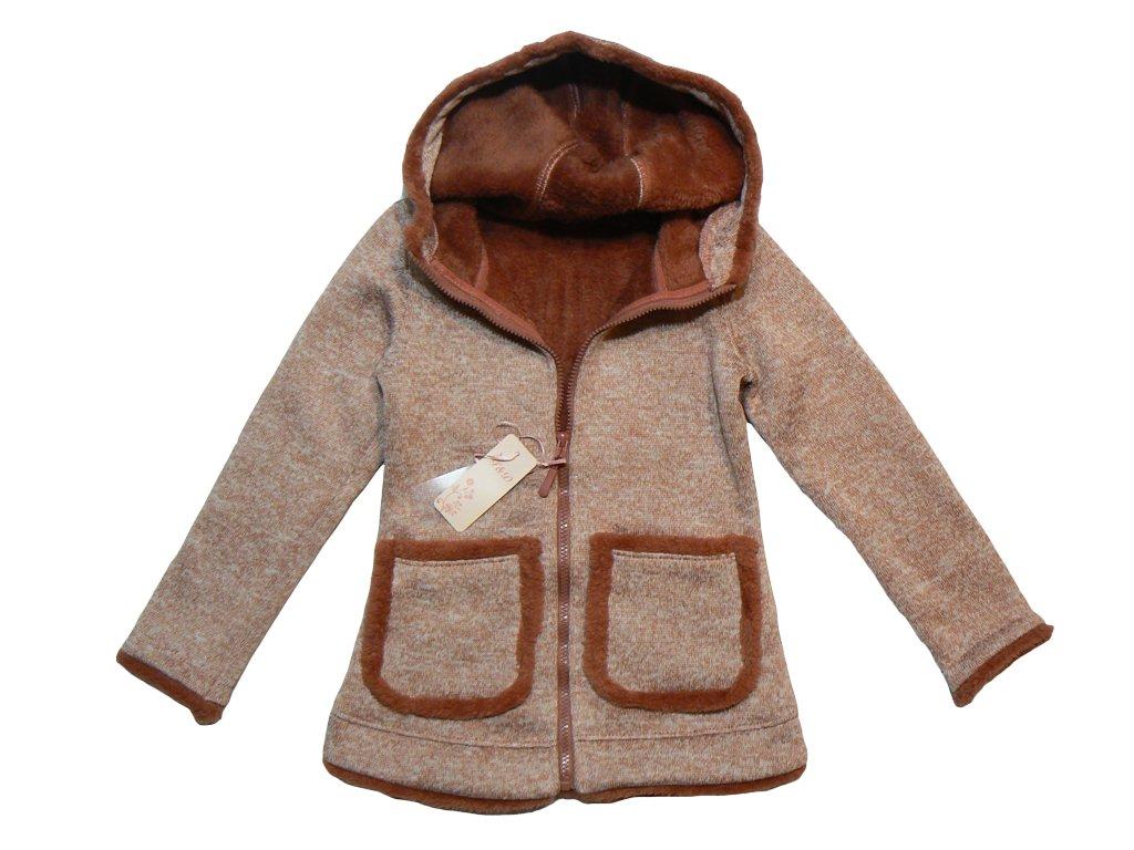 dívčí mikina , kabátek