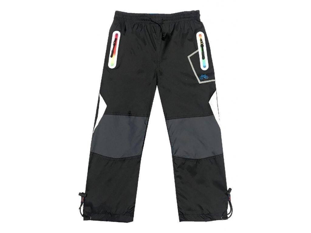 Chlapecké šusťákové kalhoty - KUGO K715, vel.98-128