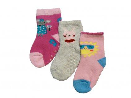 Dívčí thermo ponožky