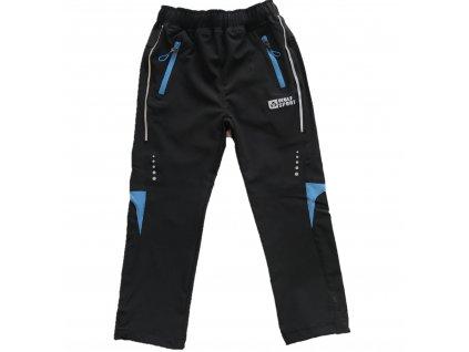 Chlapecké letní softshellové kalhoty