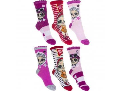 Dívčí ponožky