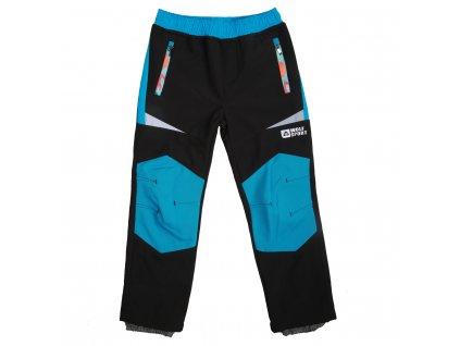Chlapecké softschellové kalhoty, zateplené