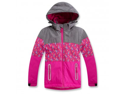 Dívčí zimní bunda