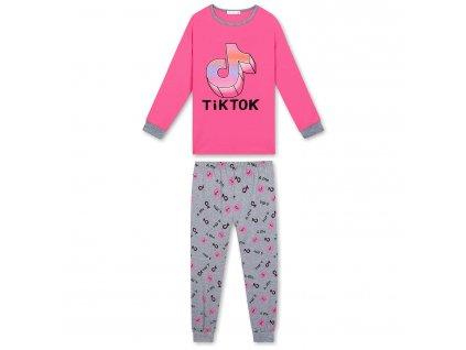 Dívčí pyžamo Tik TOK