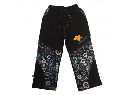 Kalhoty Neverest modra