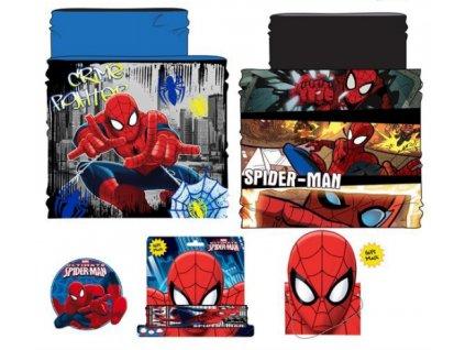 nákrčník Spiderman (1)