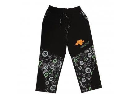 Kalhoty Neverest zelena 3