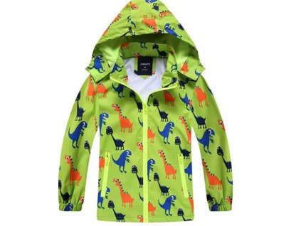 Chlapecká jarní bunda