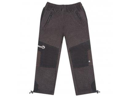 kalhoty hnede F 920Cc