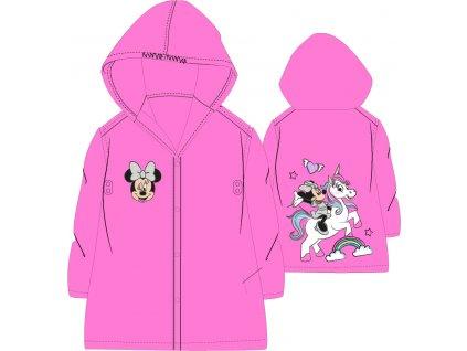 Dívčí pláštěnka Disney