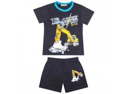 Chlapecké letní pyžamo - KUGO LC5964