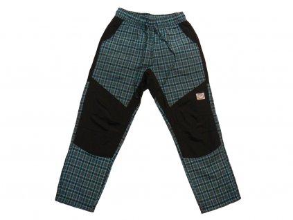 Chlapecké plátěné kalhoty