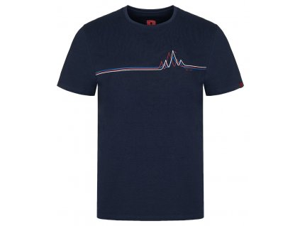 almond panske triko modra