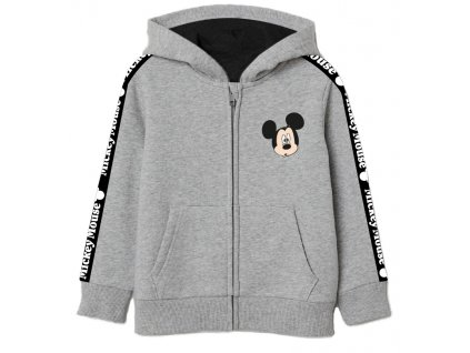 Chlapecká mikina - Mickey Mouse 52188316, šedá