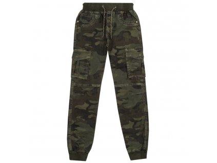 kalhoty maskacove B86722