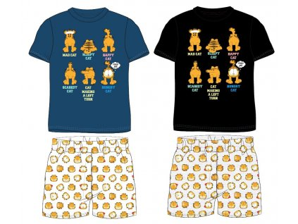 Chlapecké pyžamo - Garfield 5204096, černá