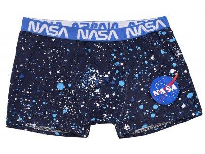 Chlapecké boxerky - NASA 5233160, tmavě modrá