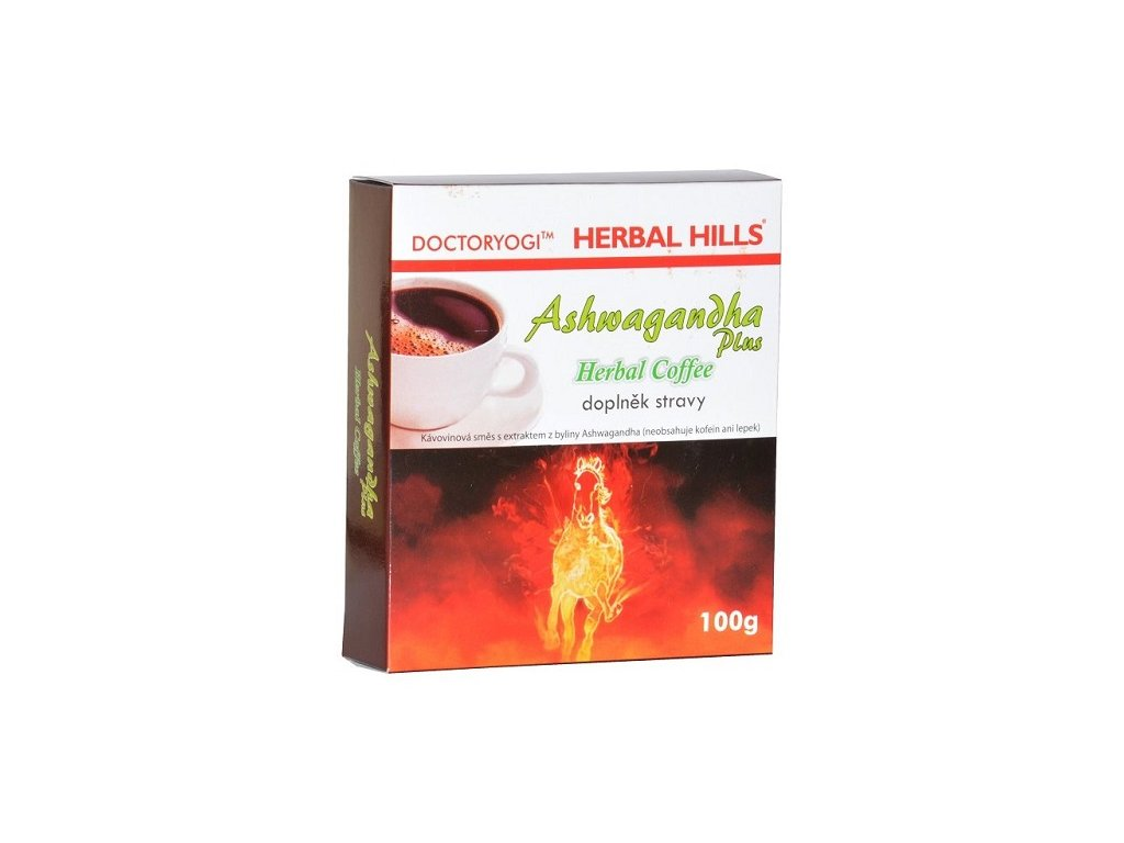 ASHWAGANDHA plus Herbal Coffee