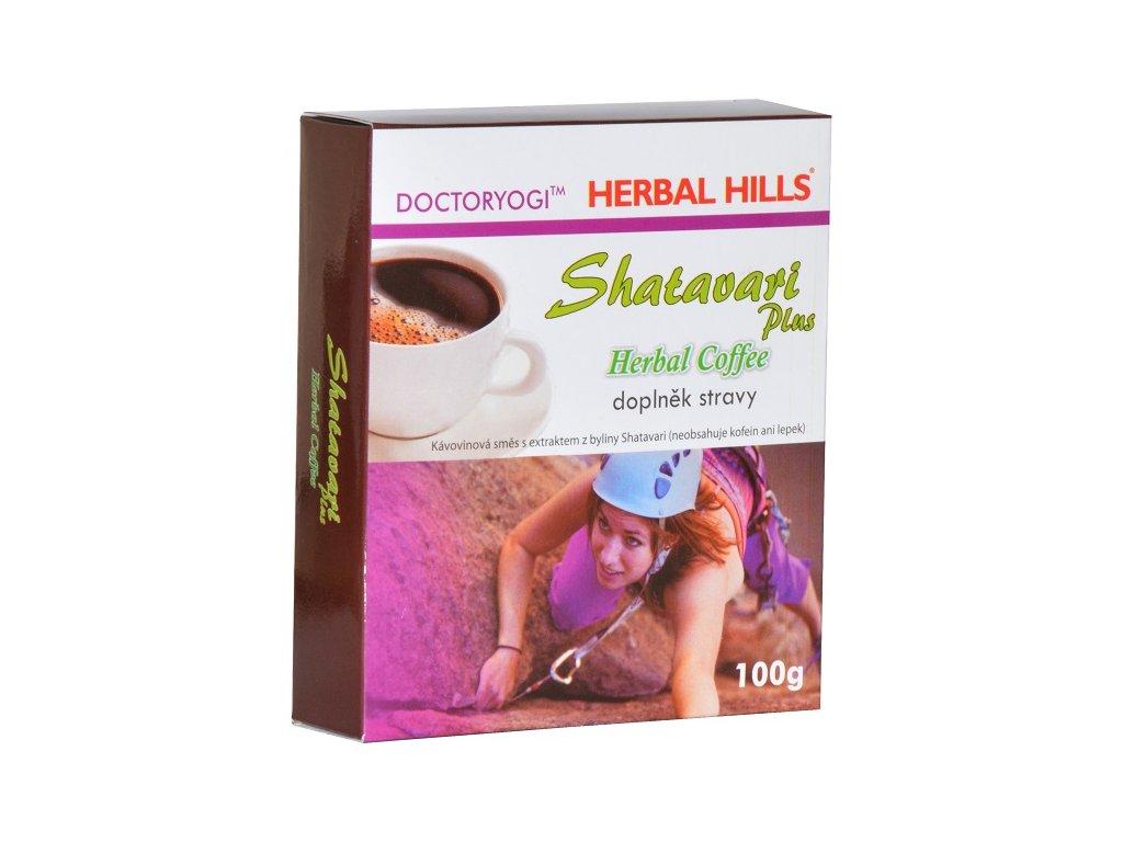 SHATAVARI plus Herbal Coffee