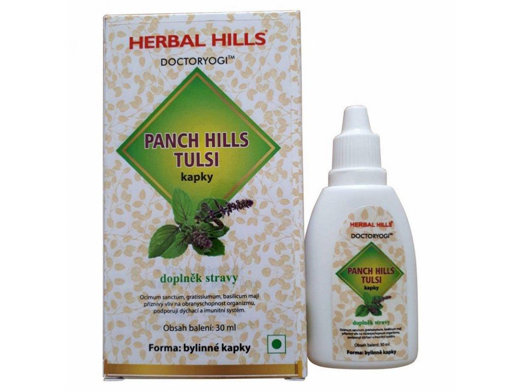 panch hills tulsi
