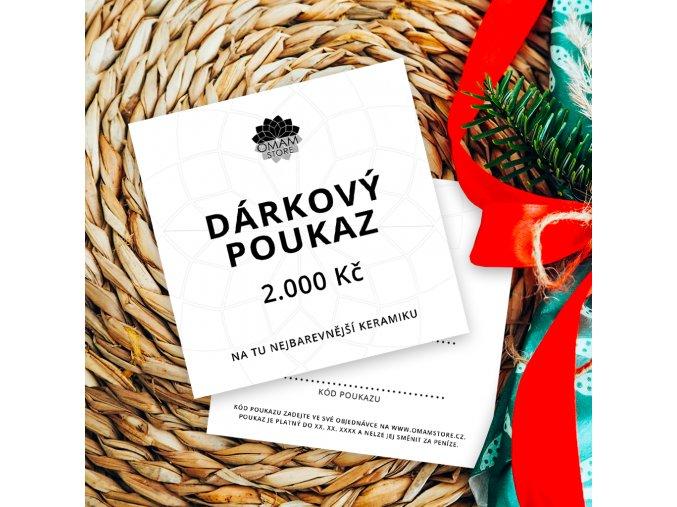 Poukaz 2000 01