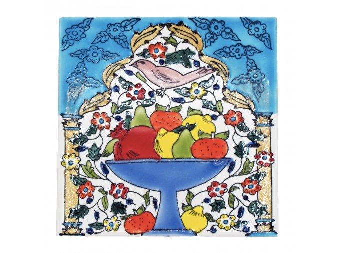 obklad 3 mísa s ovocem