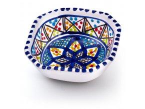 Osmiúhelníková miska ZÁHIR | 11 cm