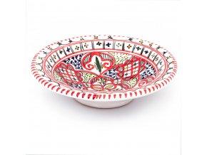Hluboký talíř DELPHI | kulatý