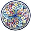 Hluboký talíř HYACINTH | rovný