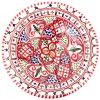 Hluboký talíř DELPHI | rovný