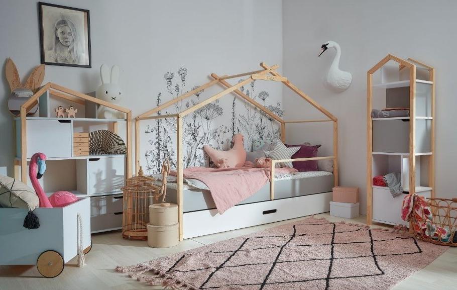 5 TOP kombinácií farieb nábytku do veselej detskej izbičky