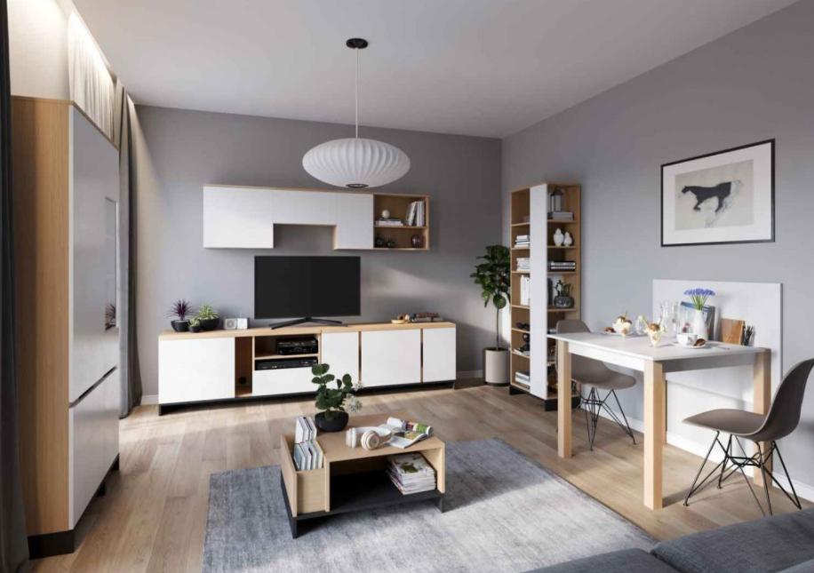 Takto si vyberiete konferenčný stolík – 4 odporúčania interiérových dizajnérov