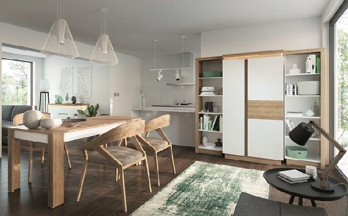 Útulný otvorený priestor nie je utópia – takto štýlovo spojíte kuchyňu s obývačkou a jedálňou