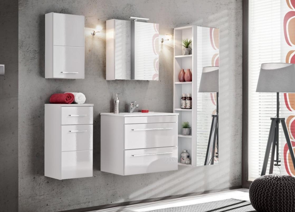 Malá kúpeľňa s veľkým potenciálom – takto ju zariadite vkusne a účelne