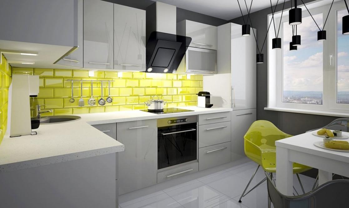 Takto si vytvoríte sviežu jarnú náladu vo vašej modernej kuchyni