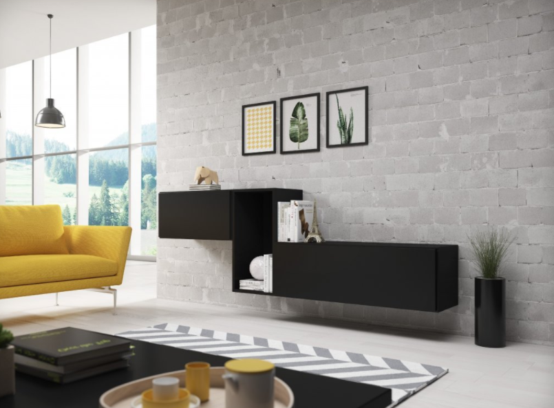 Štýlová a moderná obývačka 6-krát inak