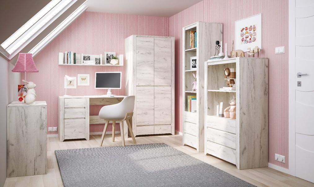 Útulná detská izba pre malú princeznú aj násťročnú rebelku: ako na to?