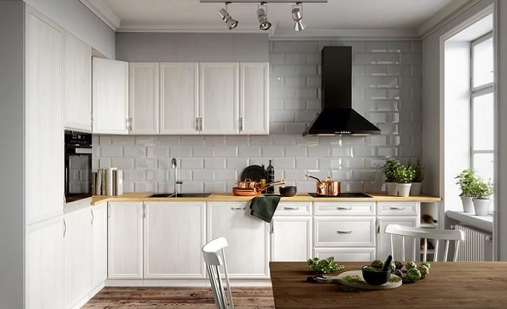 Kuchyňa s ležérnym nádychom Provensálska: toto v nej nesmie chýbať