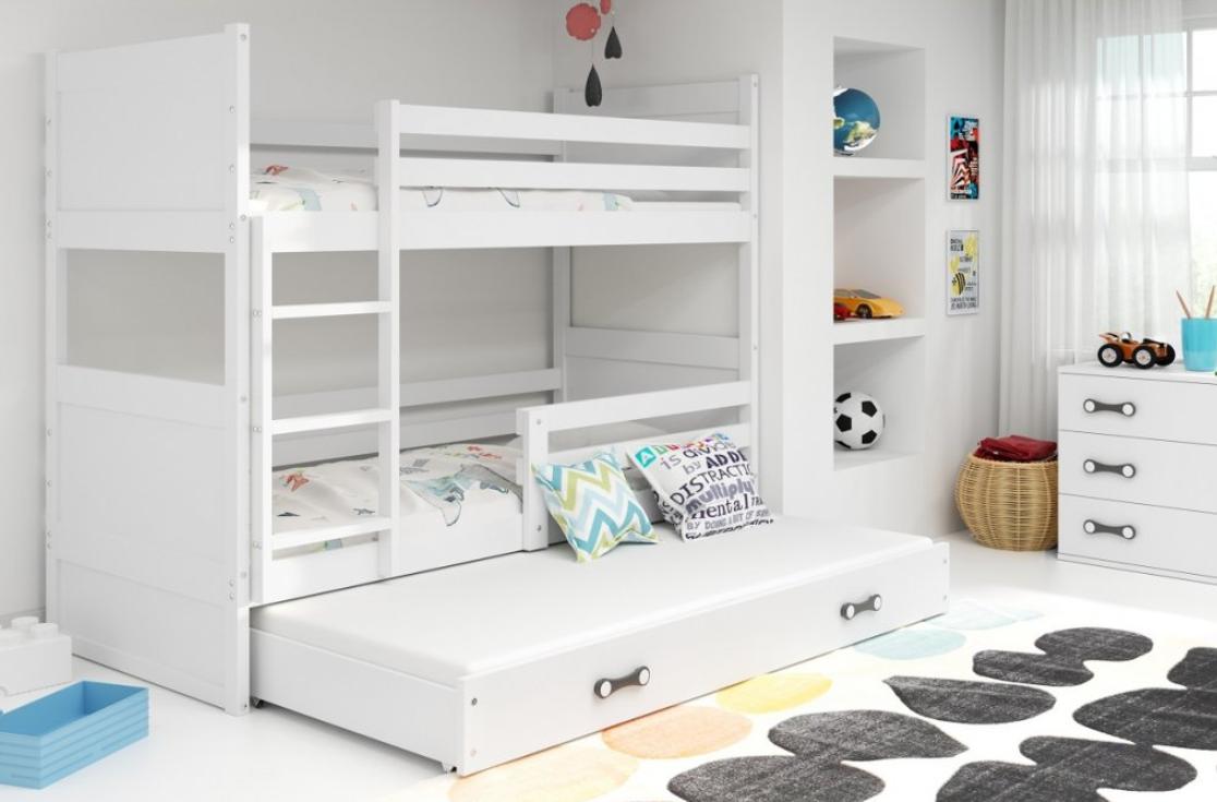 Zariaďujeme malú detskú izbu pre dvoch školákov – krok po kroku